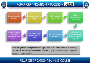 What If Your PgMP Application Got Selected in PMI's Random Audit?